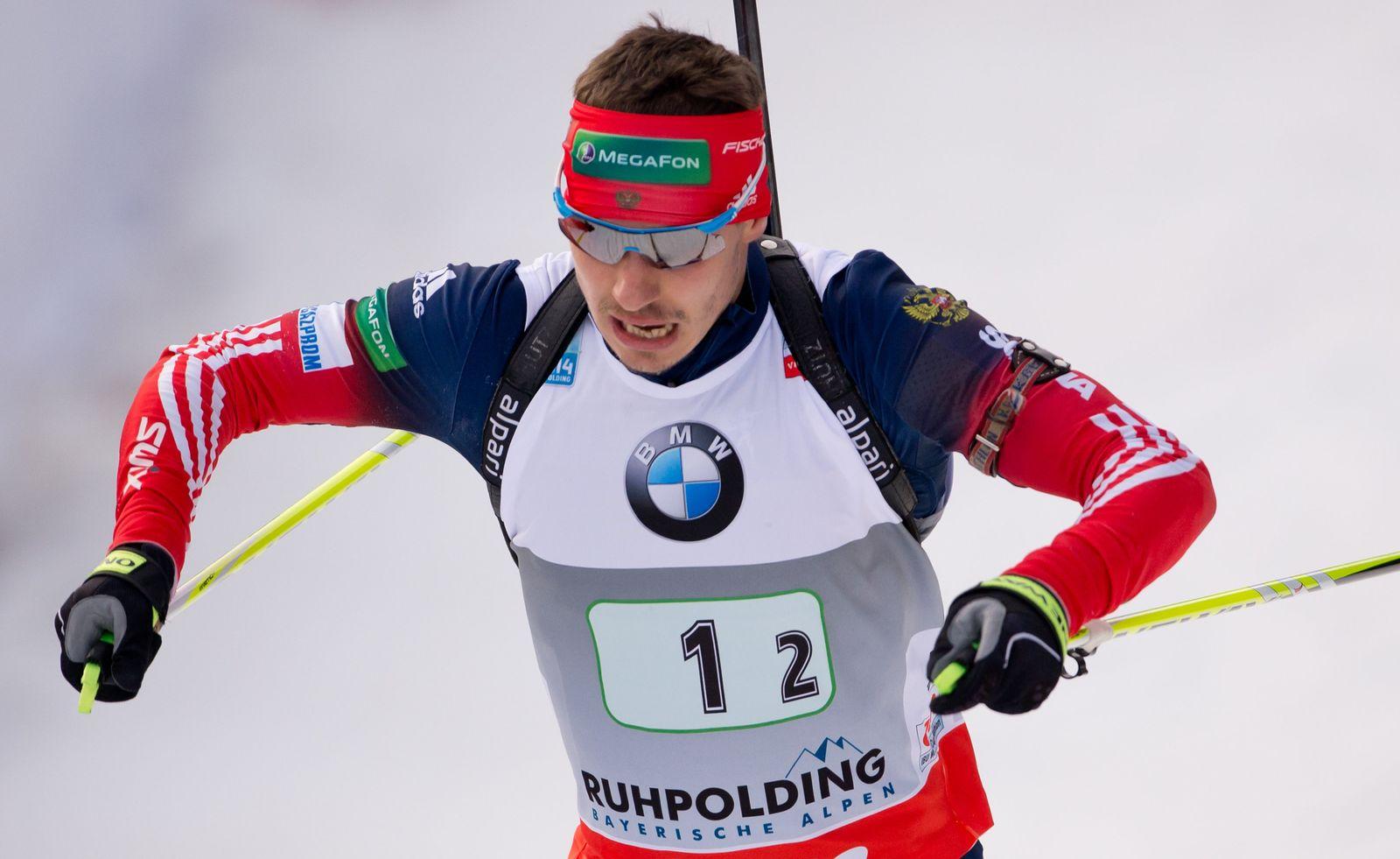 Biathlon - Jewgeni Ustjugow