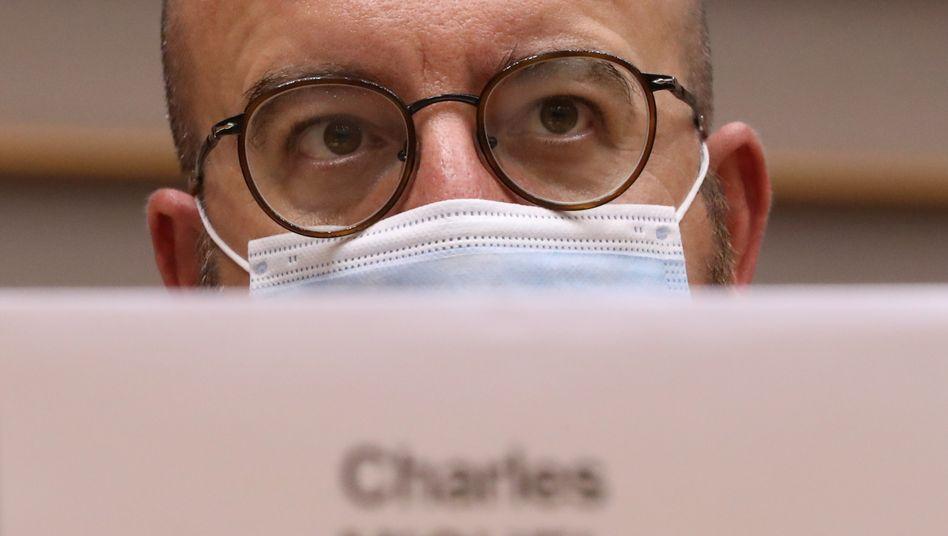 Ratspräsident Michel: Bedenken gegen die bisherigen Vorschläge Rechnung tragen