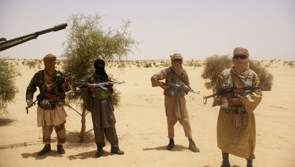 """Islamist rebels in Mali: """"A Stone Age Islamist regime is establishing itself there, right at Europe's backdoor"""""""