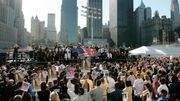 Die Zeit steht still am Ground Zero