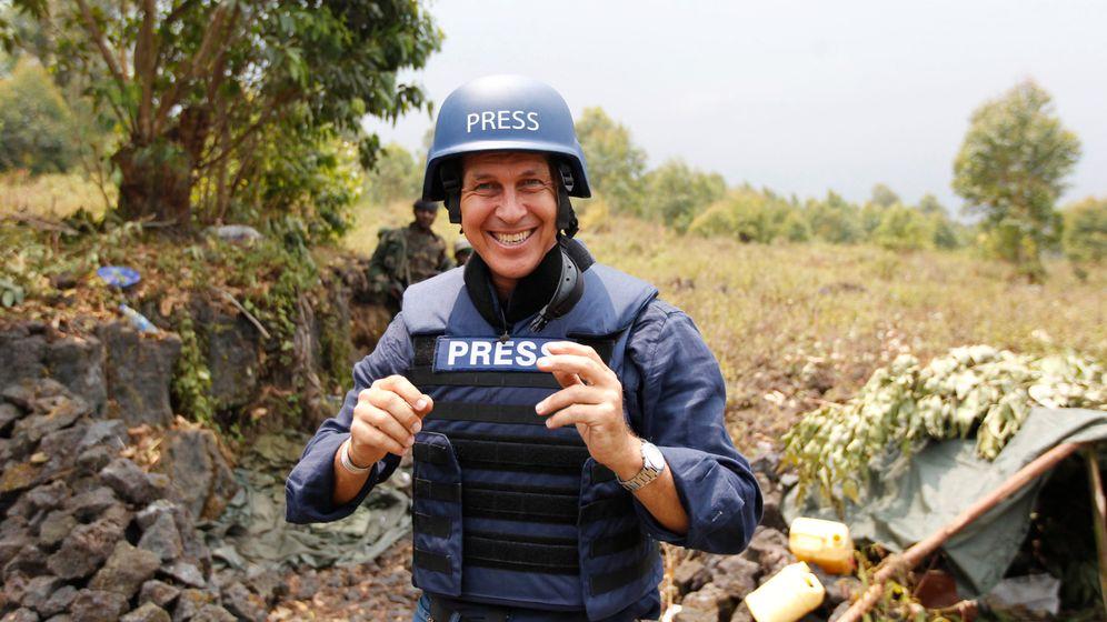 Al-Jazeera-Reporter Peter Greste: 400 Tage Gefängnis für eine Weihnachtsvertretung
