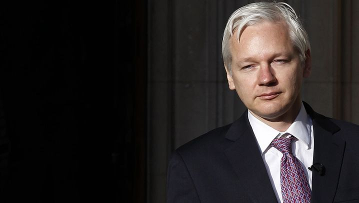 WikiLeaks: Assange ersucht politisches Asyl in Ecuador