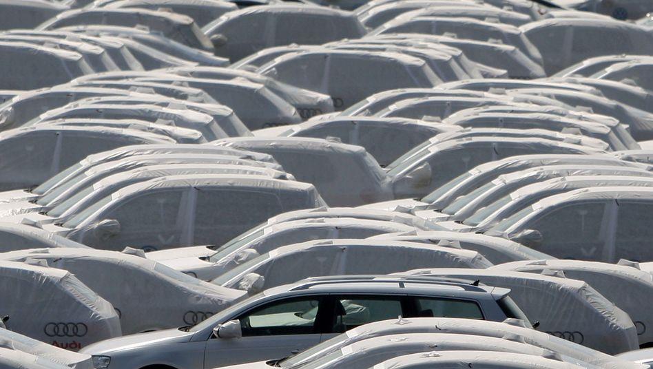 VW-Autos für die USA: Zivilklagen nicht berührt
