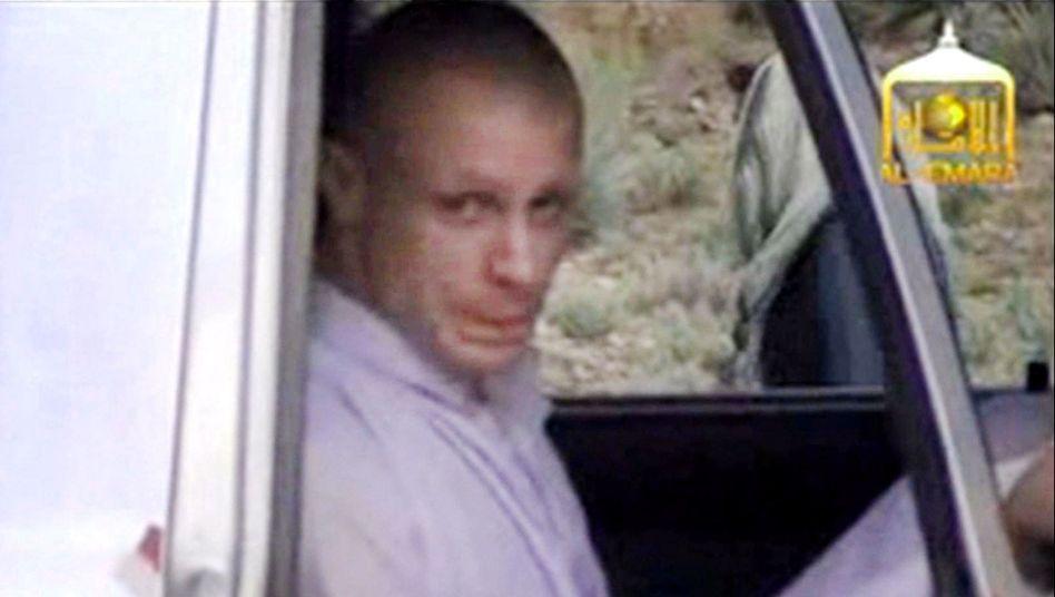 Bergdahl vor der Übergabe an US-Einheit: Fluchtversuch vor Taliban