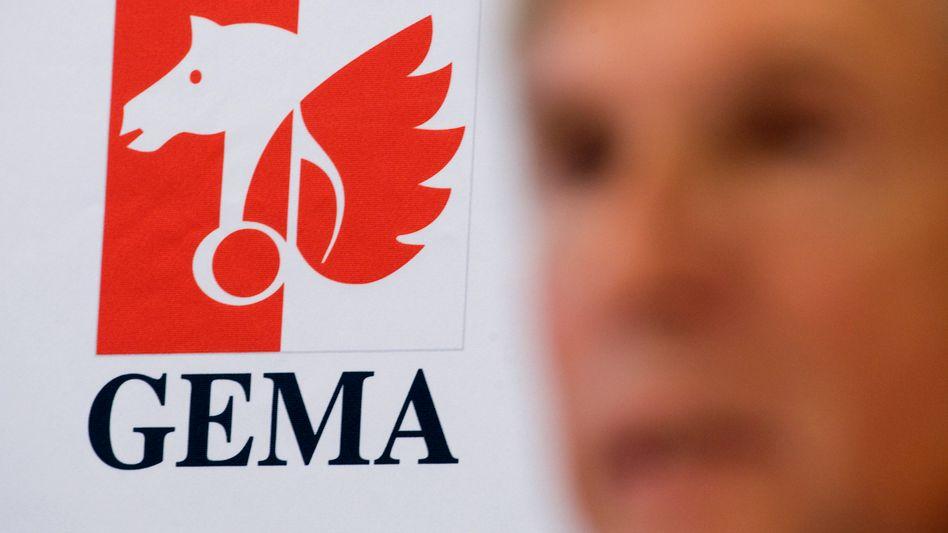 Gema-Logo: Künftig höhere Gebühren für Großveranstaltungen