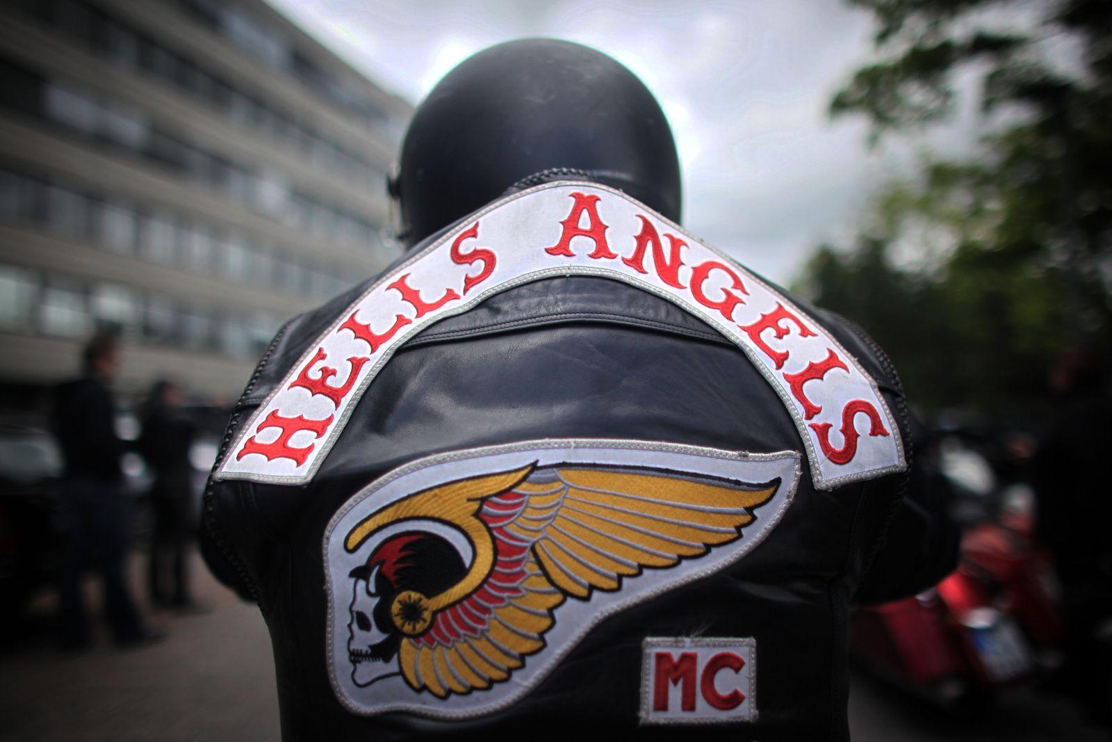 Rocker/ Hells Angels