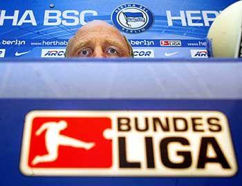 Mit Hertha BSC am Abgrund: Dieter Hoeneß