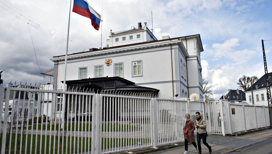 Russische Botschaft in Kopenhagen