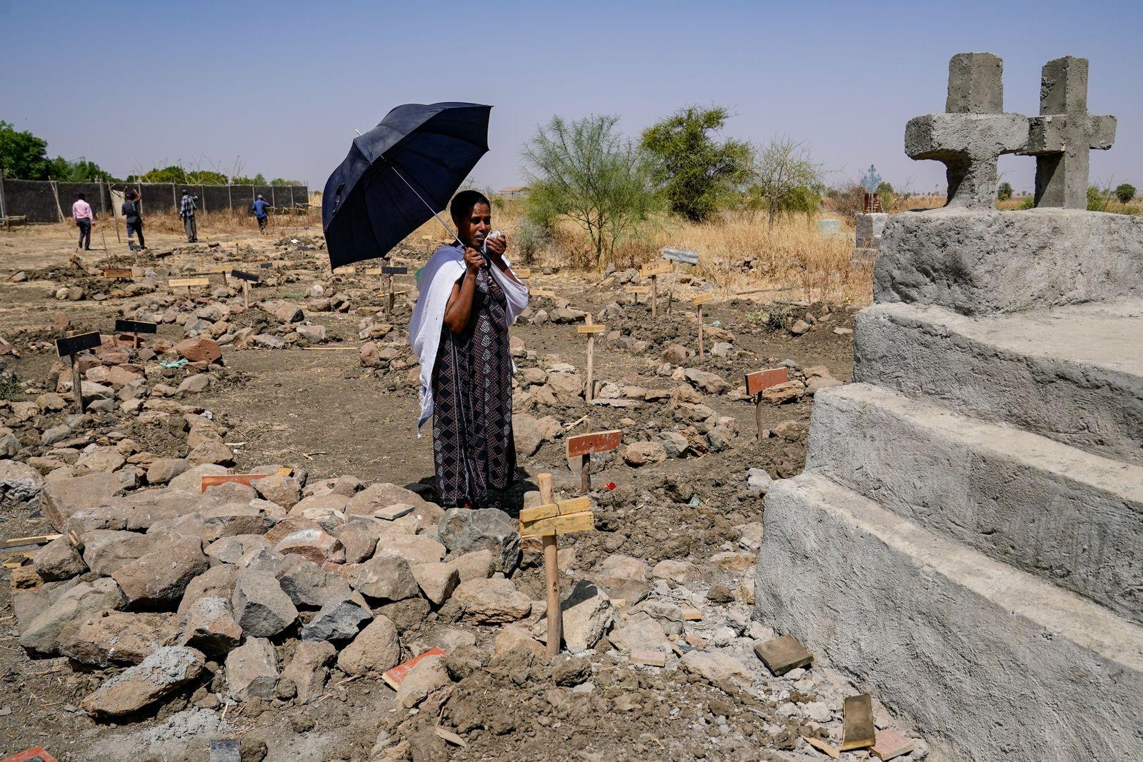 Mai Kadra Attack Survivors Allege Premeditated Ethnic Cleansing