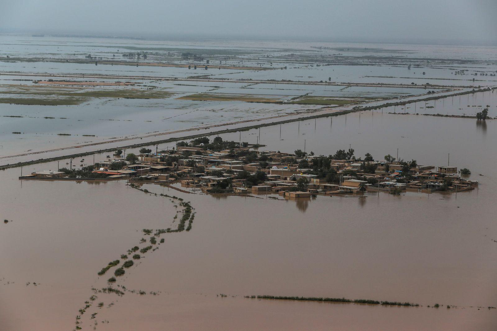 Iran/Überschwemmungen