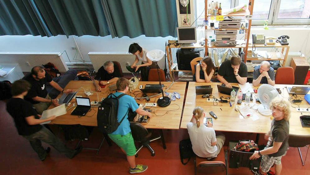 Cryptoparty in Mannheim: Nachhilfe im Verschlüsseln