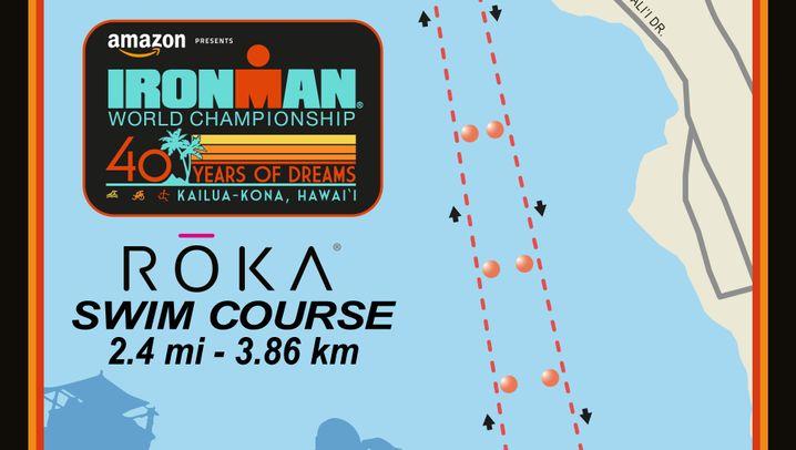 Schwimmen, Fahrrad, Laufen: Hier findet der Ironman-Hawaii statt