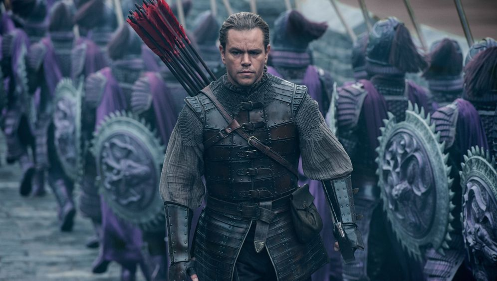 """""""The Great Wall"""": Die Monster-Mauer"""