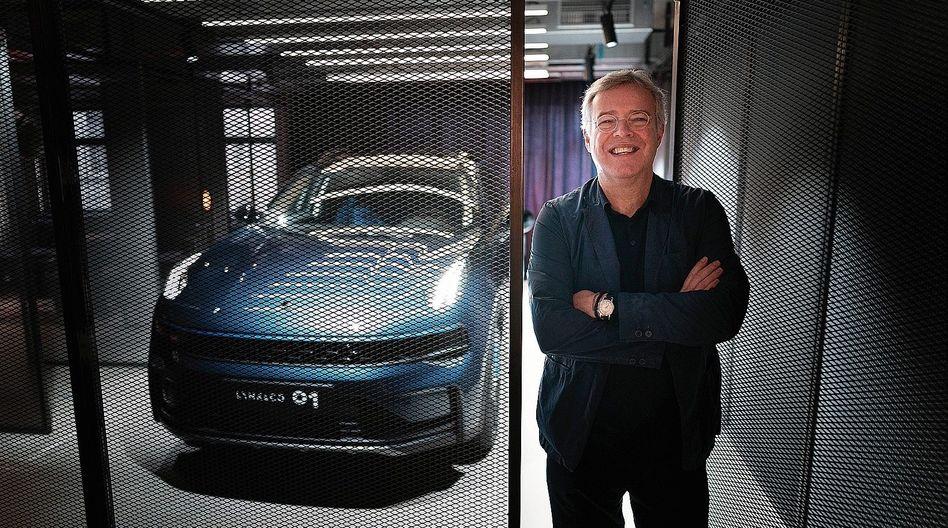 Visionär Visser mit Lynk-Modell: »Noch eine Automarke brauchte die Welt nicht«