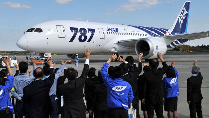 Boeing Dreamliner: Premierenflug eines Hoffnungsträgers (Oktober 2011)