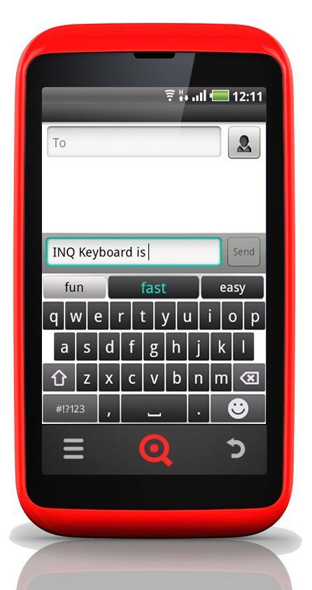MWC / INQ Keyboard