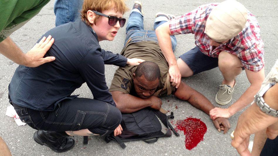 Schüsse auf Menschenmenge in New Orleans: 19 Verletzte beiMuttertagsparade