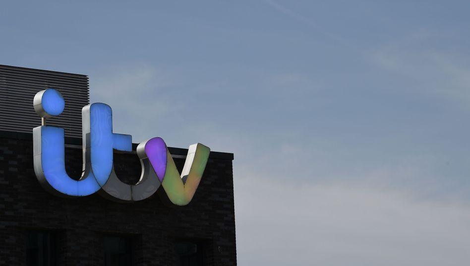 Studios des Fernsehsenders ITV in Großbritannien: Folge nicht ausgestrahlt
