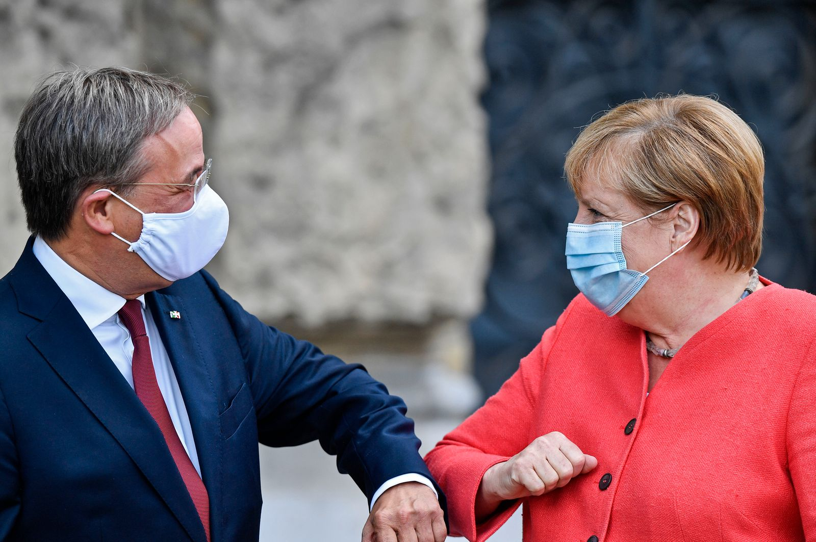 Virus Outbreak Germany Merkel