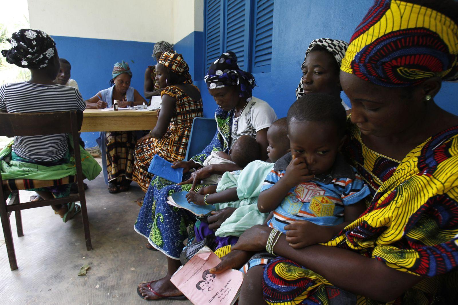 Kinder / Medizin / Afrika