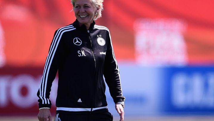 Frauen-Nationalmannschaft: Diese 23 sollen den Pokal holen
