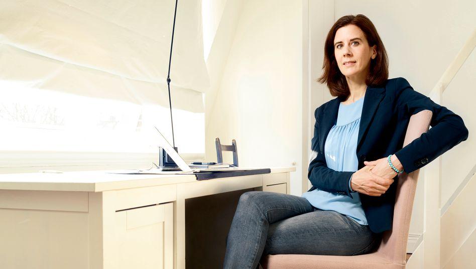 FDP-Politikerin Katja Suding: »Manche Männer fragen sich schon, ob sie bei uns auch was werden können«