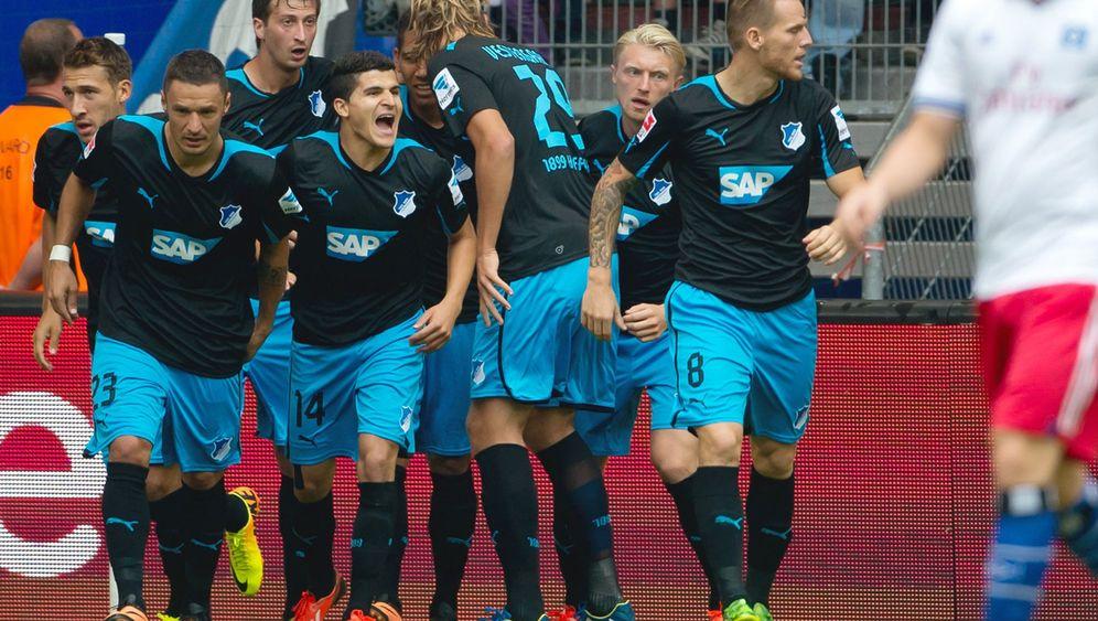 HSV-Niederlage gegen Hoffenheim: Vorne pfui, hinten pfui