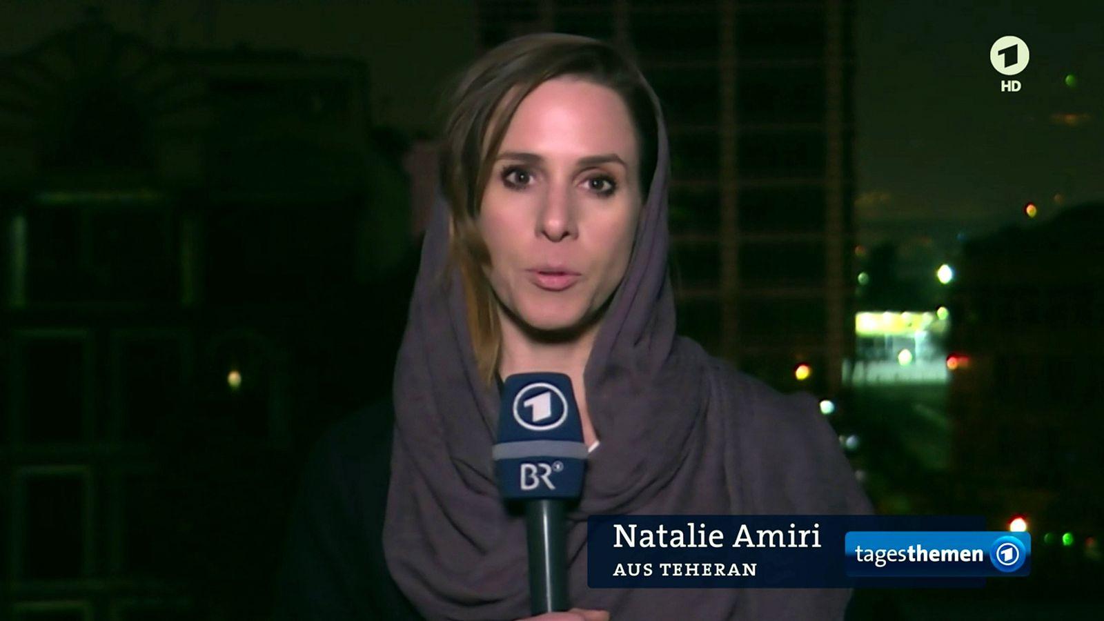 EINMALIGE VERWENDUNG Natalie Amiri SCREENSHOT