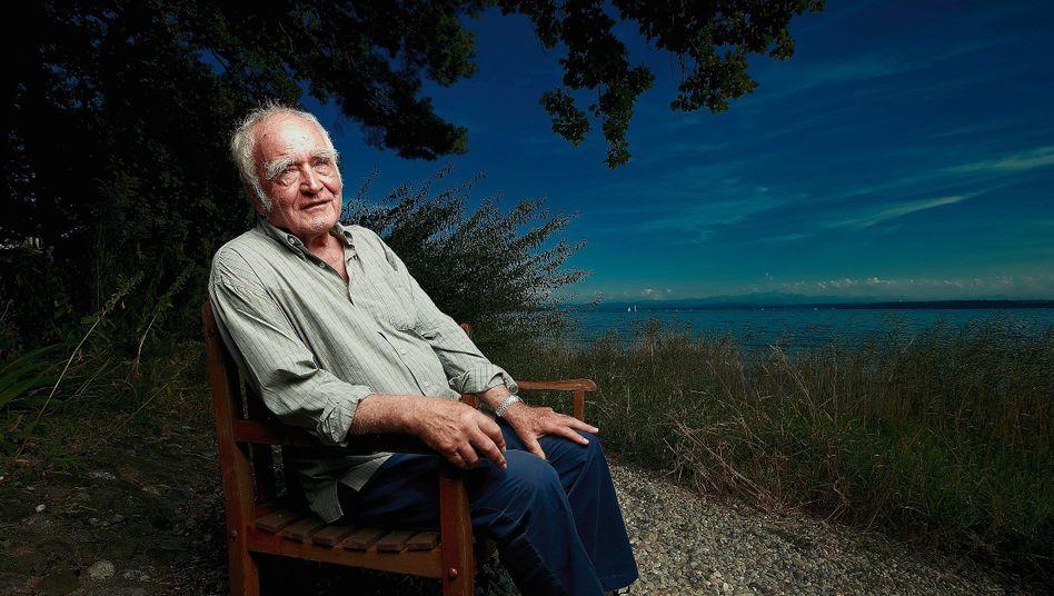 Autor Walser am Bodensee: »Oh lass mich gehen, Leben, als wäre ich nie gewesen«