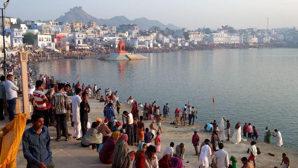 Michael Martin in Indien: Auf einen Chai in der Wüste Thar