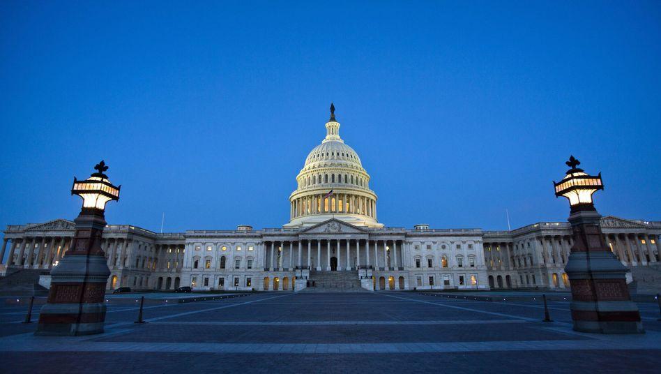 "US-Kongress: ""Katastrophalen Angriff verhindern"""