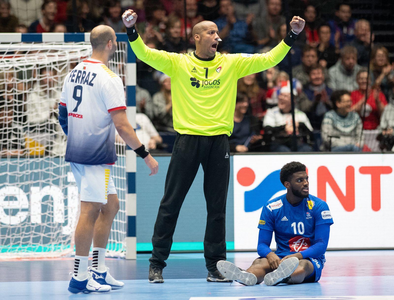 Portugals Handball-Nationaltorwart Alfredo Quintana gestorben