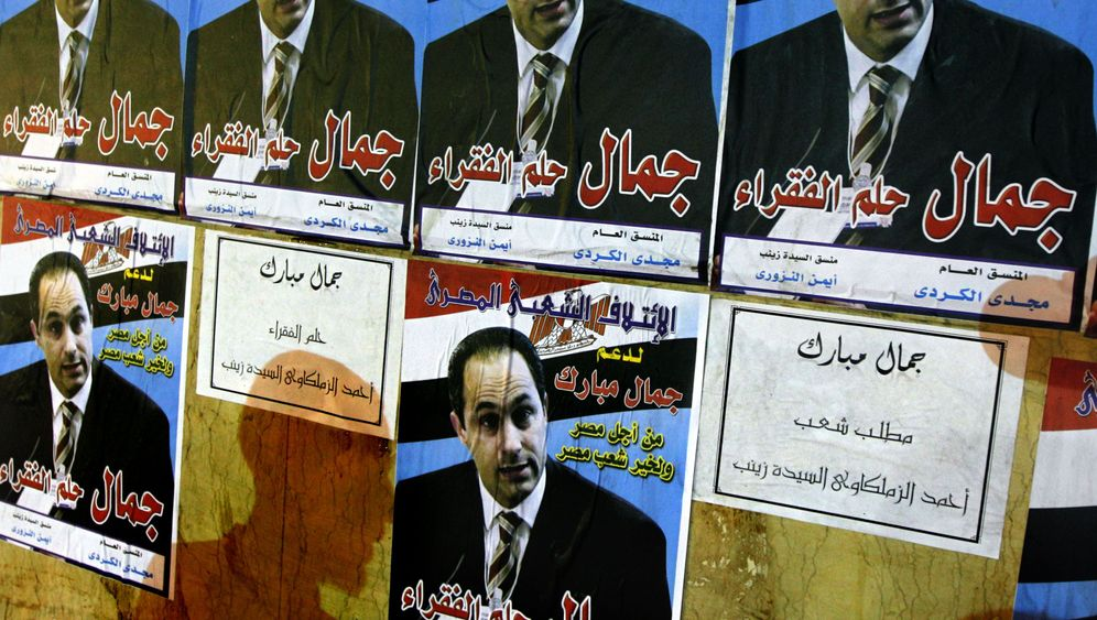 Photo Gallery: Opposition to the Mubarak Clan