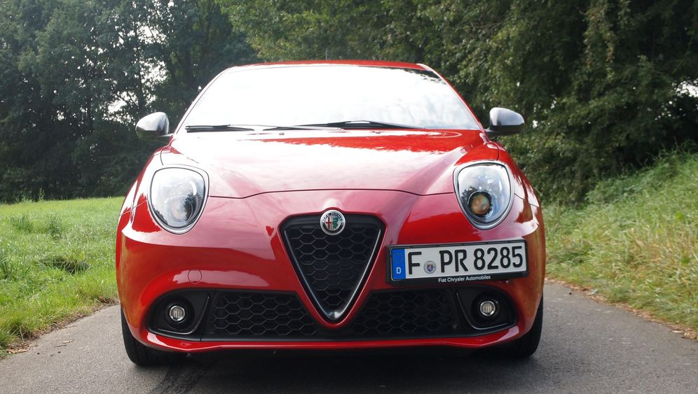 Alfa Romeo Mito Veloce: An Eigenwillen mangelt es nicht
