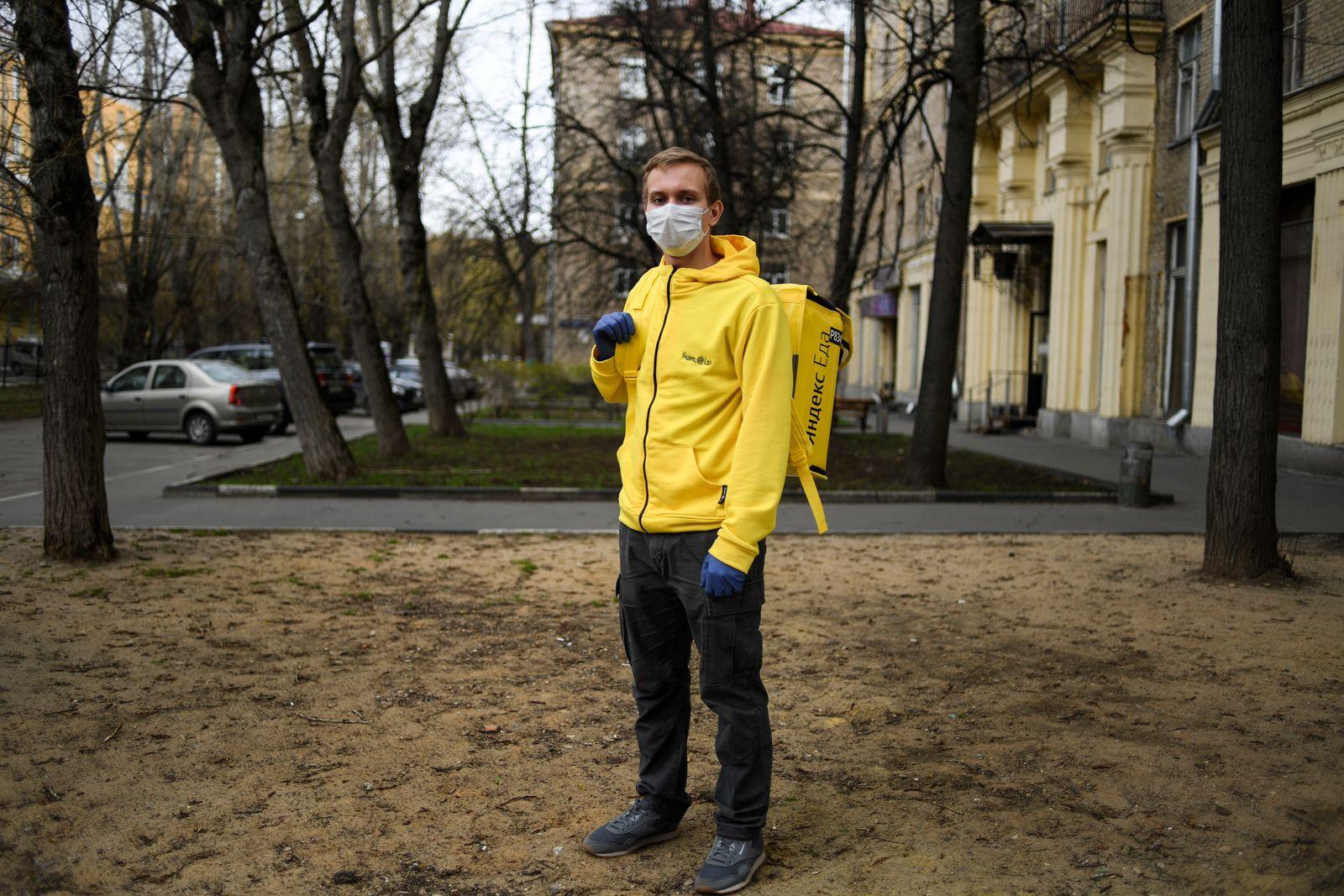 RUSSIA-HEALTH-VIRUS-MAYDAY-PHOTO ESSAY