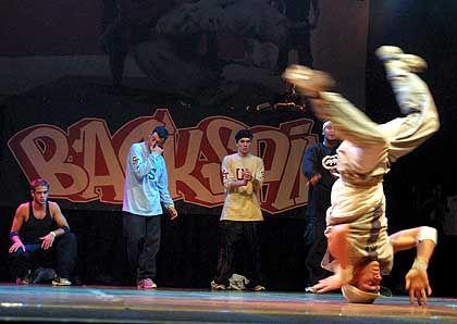 Breakdancer in Deutschland: HipHop als Lebensgefühl