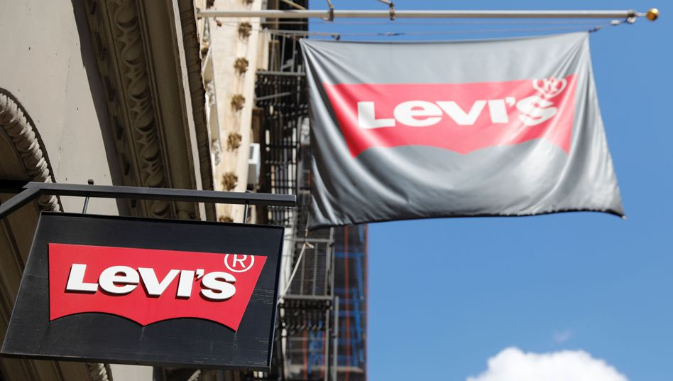 Levi's-Filiale in New York