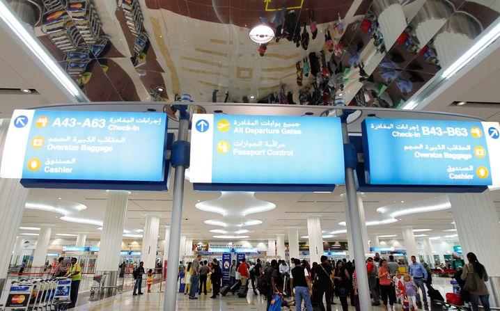 Airport von Dubai: Alle 39 Sekunden ein Jet
