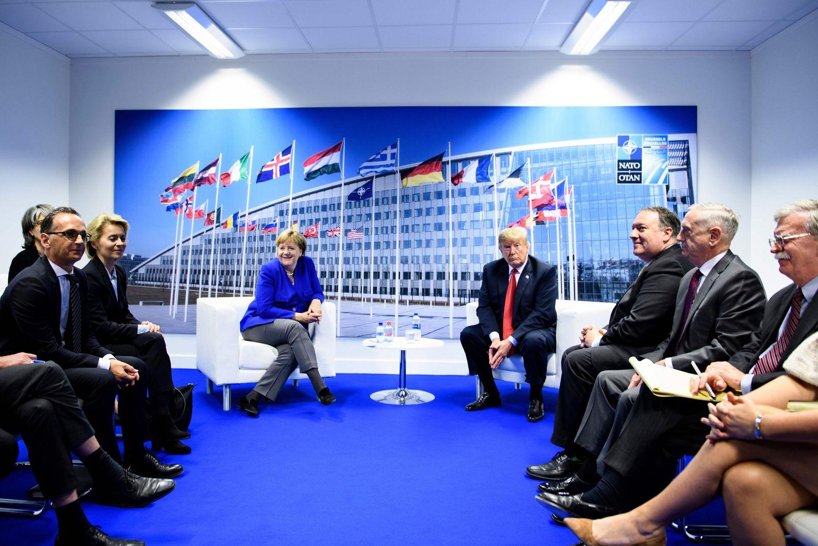 Nato Gipfel