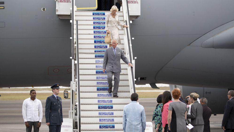 Prinz Charles und Herzogin Camilla auf Kuba: Historischer Besuch