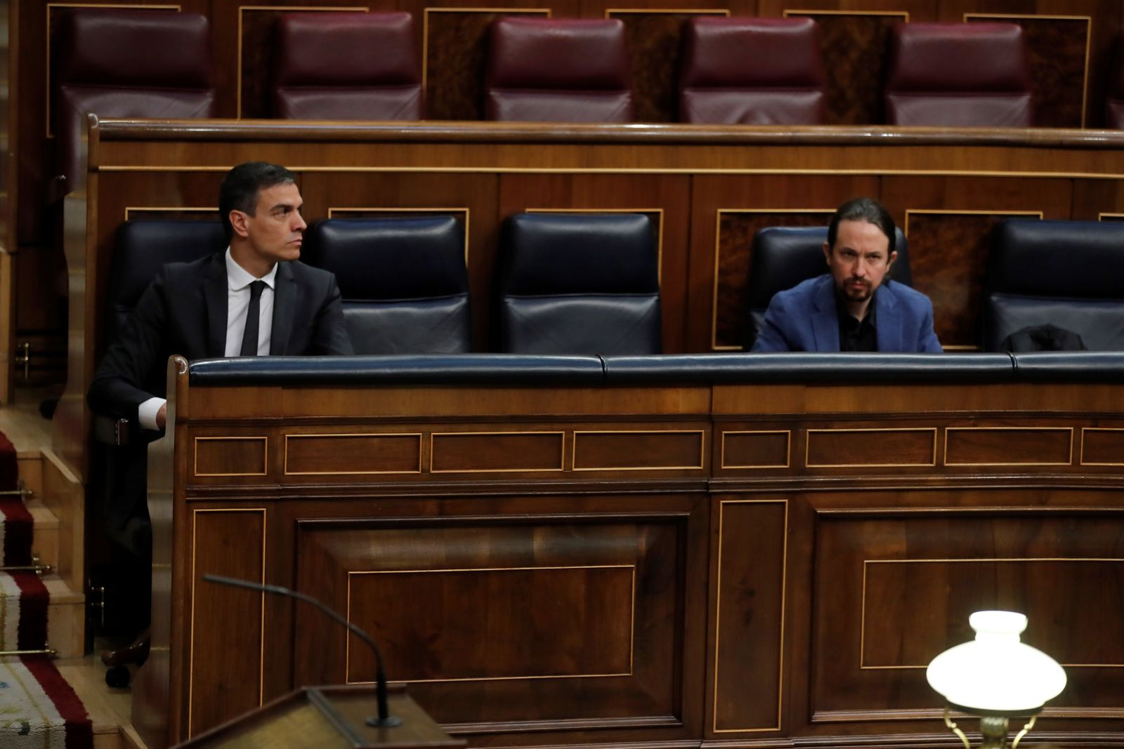 Question Time at Parliament, Madrid, Spain - 27 May 2020