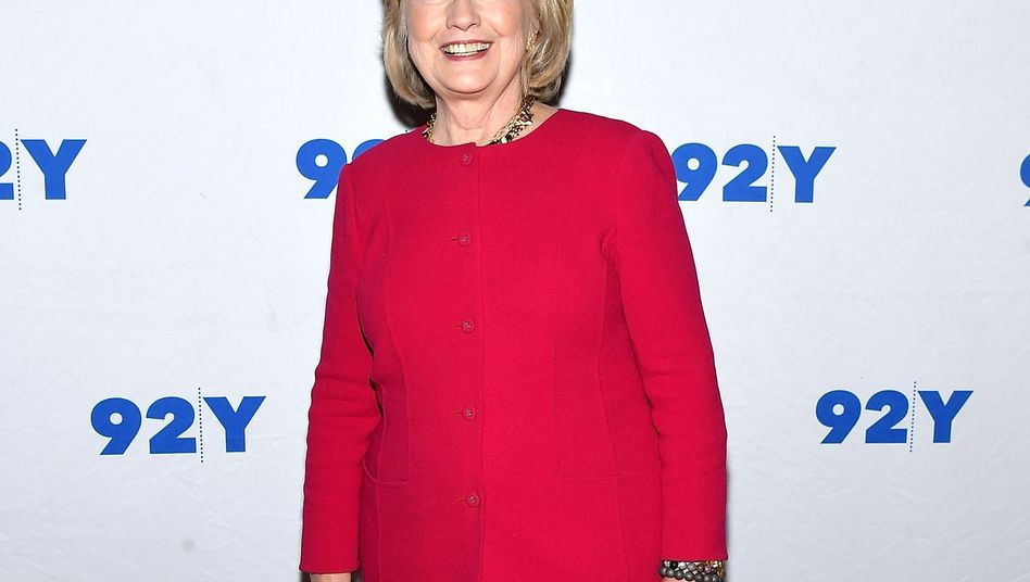 Hillary Clinton in New York