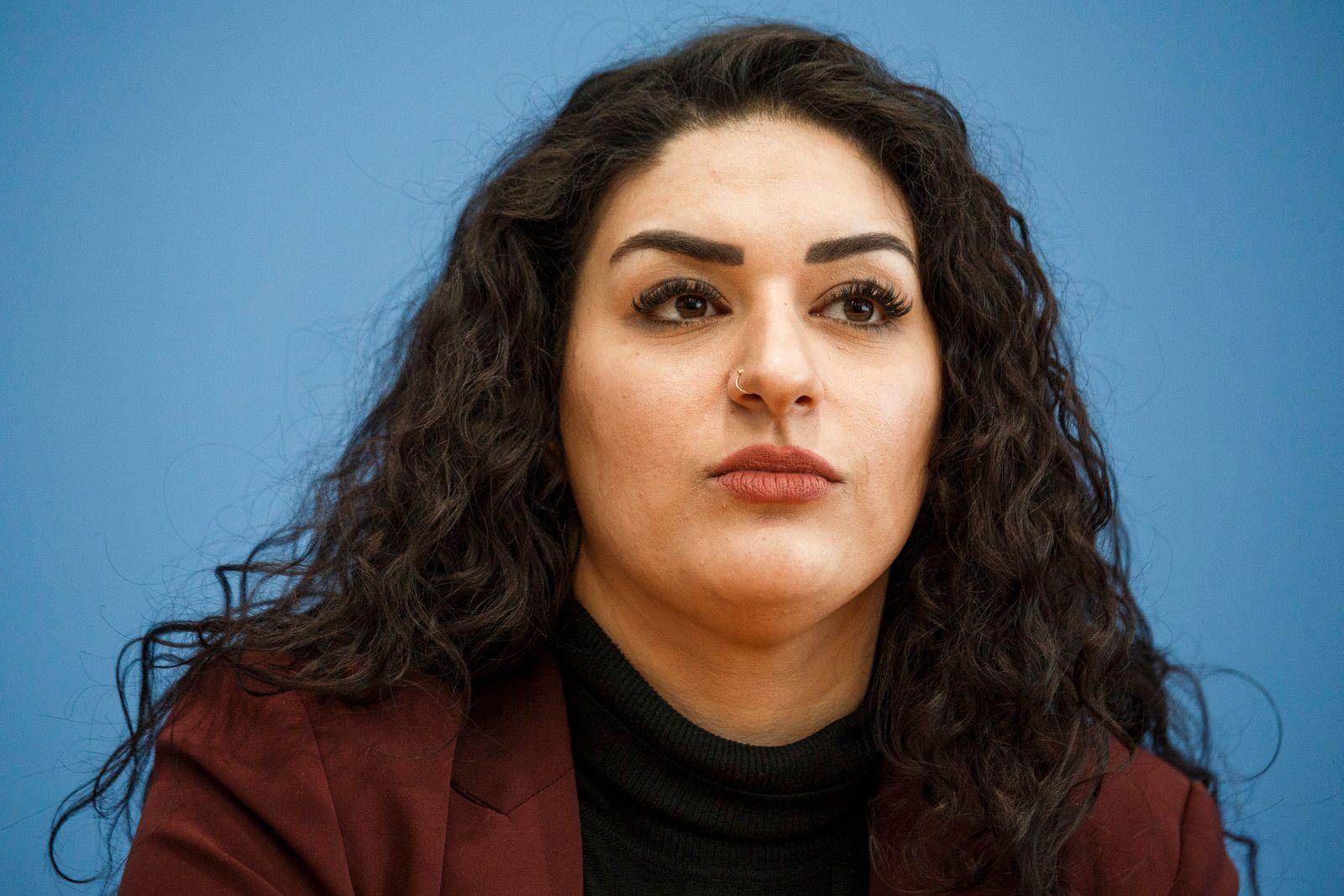 Hamburger Linken-Bürgerschaftsabgeordnete Cansu Özdemir