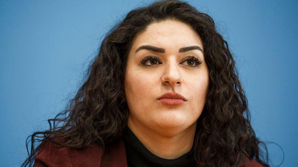 Vorsitzende der Linkenfraktion in der Hamburger Bürgerschaft: Cansu Özdemir