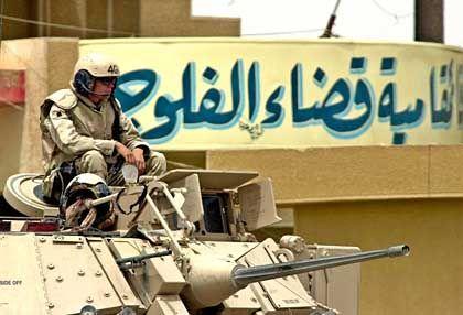 US-Soldaten: Kampferprobt aber für Polizeiaufgaben nicht motiviert