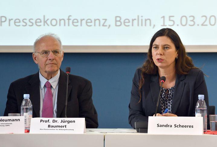 Jürgen Baumert, emeritierter Direktor des Max-Planck-Instituts für Bildungsforschung