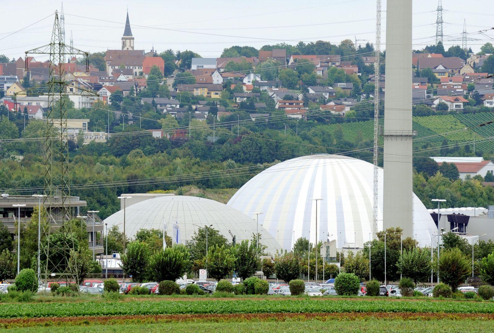 Kernkraftwerk Neckarwestheim