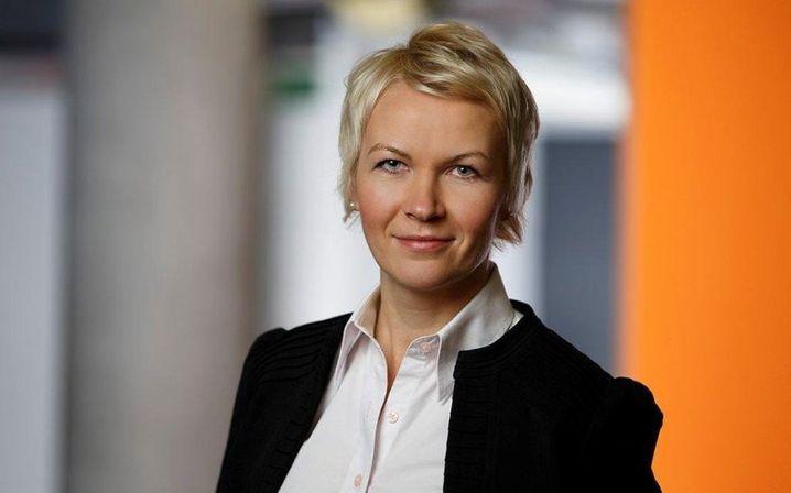 Jurate Keblyte ist CFO der Kuka Roboter GmbH in Augsburg. Zuvor arbeitete sie fast zehn Jahre bei Giesecke & Devrient.