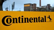 Bei Continental sind 30.000 Arbeitsplätze bedroht