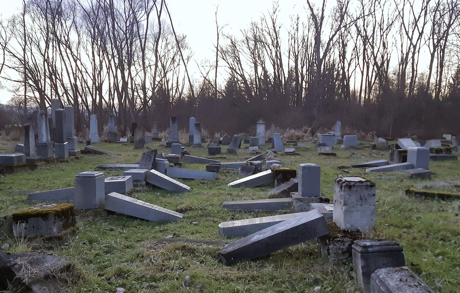 Slovakia Jewish Cemetery